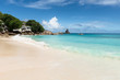 Anse Solei beach at the beautiful Seychelles.