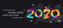 2020 Greeting Card - Happy New...