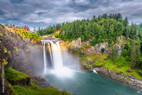 Snoqualmie, Washington, USA