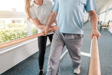 Senior Patient And Physical Th...