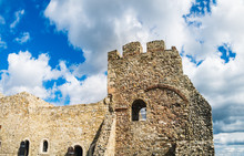 Tower Of The Neamt Citadel Und...