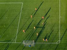Young Boys Plays Football - Vi...