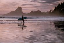 Tofino Vancouver Island, Sunse...