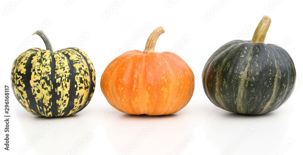Fototapety, obrazy: Pumpkins.