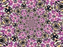 Colorful Digital Graphic Kalei...