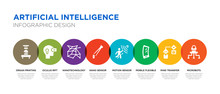 8 Colorful Artificial Intellig...