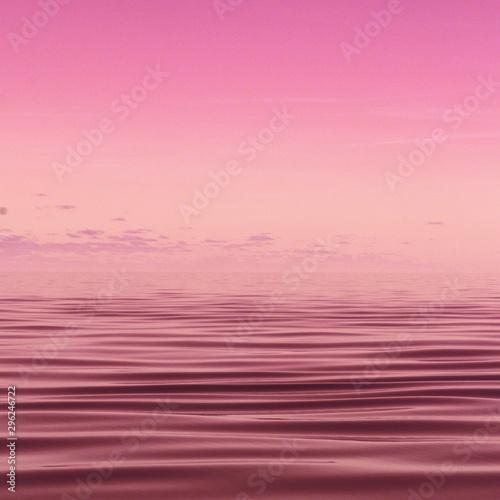 Foto auf Leinwand Rosa Lovey Pink Paradise #8