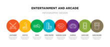 8 Colorful Entertainment And A...