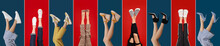 Collage Of Women Wearing Diffe...