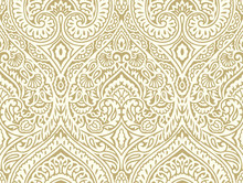 Seamless Vintage Damask Wallpa...