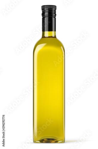 Fotomural Bouteille d'huile d'olive vectorielle 3