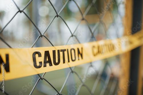 Do not enter Wallpaper Mural