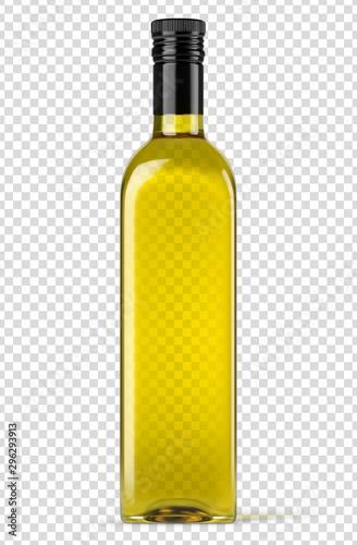 Fototapeta Bouteille d'huile d'olive vectorielle 4 obraz