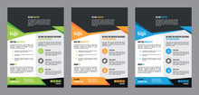 Corporate Flyer Template, Busi...