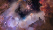 canvas print picture - Space