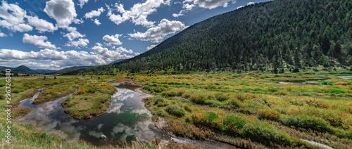 Obraz scenes around yellowstone national park - fototapety do salonu