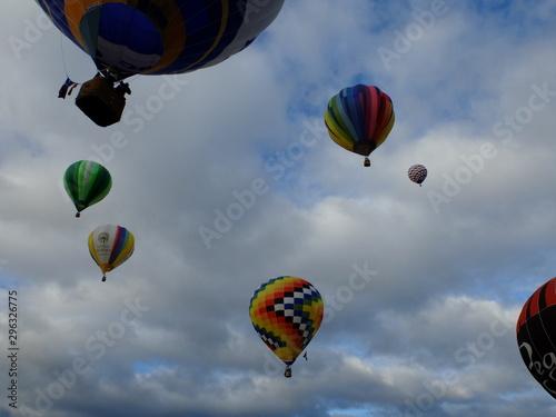 De Boudes à Chalus en montgolfière (Auvergne) - 296326775