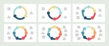 Business Infographics. Circles...