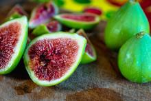 Fig - Fresh Figs And Sliced Fi...