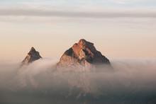 Foggy Mountain Peak