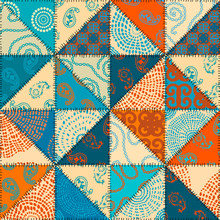 Seamless Background Pattern. P...