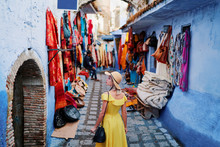 Colorful Traveling By Morocco....