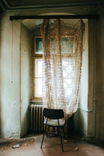 View Of Abandoned Room