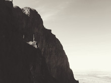 Cliff And Sea