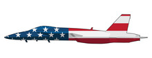 FA-18 Super Hornet American Fl...