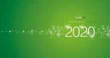 New Year 2020 Greetings Loadin...