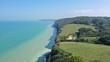 Falaises blanches de Normandie