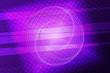 canvas print picture - abstract, design, light, wallpaper, purple, pink, texture, wave, blue, art, illustration, digital, pattern, backdrop, graphic, lines, curve, line, waves, motion, backgrounds, color, fractal, gradient