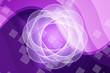 canvas print picture - abstract, blue, wallpaper, design, light, illustration, lines, purple, technology, pattern, digital, wave, texture, art, graphic, futuristic, curve, color, gradient, business, waves, concept, back
