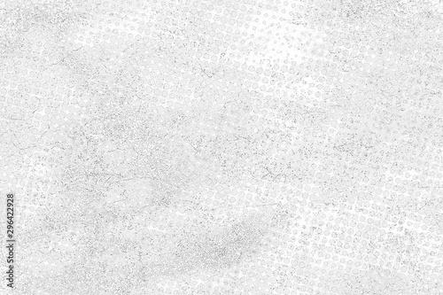 Fotografie, Obraz Light texture background of spots halftone