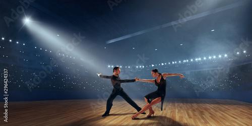 Photo Latin dance.