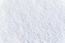 White Snow Powder Texture Back...