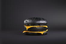 Total Painted In Black Burger ...