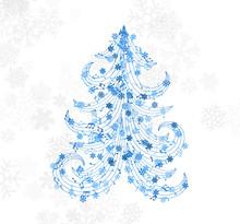 Christmas Design Element Form ...