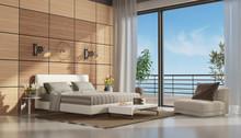 Mastre Bedroom With Terrace Ov...