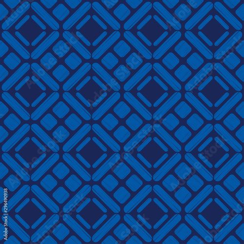 Foto auf AluDibond Boho-Stil Ethnic boho seamless pattern. Lace. Embroidery on fabric. Patchwork texture. Weaving. Traditional ornament. Tribal pattern. Folk motif. Vector illustration for web design or print.