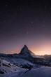 Matterhorn - Under the stars