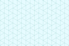 Abstract Blue Pattern Triangles Of Minimal Simple Background. Vector Eps10