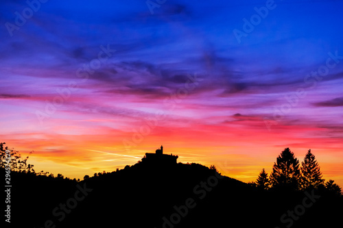 sundown castle