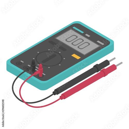 Photo Multimeter device icon
