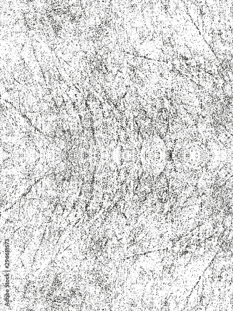 Fototapety, obrazy: Distressed overlay texture of cracked concrete