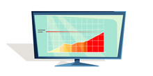 Presentation Tv Display Flat V...