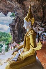 Bayin Nyi Complex In Hpa-An, Myanmar.