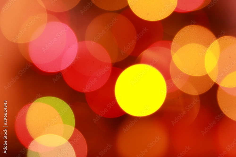 Fototapety, obrazy: tło iluminacje