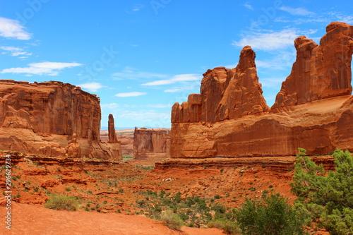 Vibrant Desert Moab Utah - American Desert