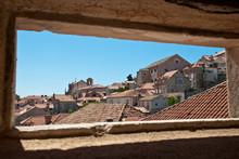 Dubrovnik, Croatia: View Throu...